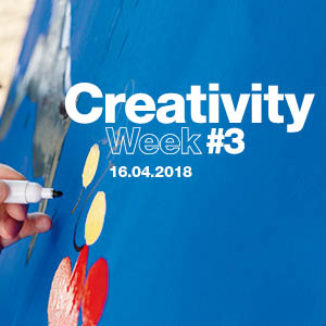 Creativity Week 2018 – You can achieve the impossible!