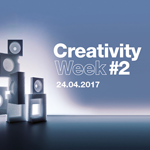 Back to Creativity week at Hager Forum